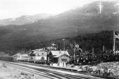 S6201024_Baneapning Narvik stasjon 1903