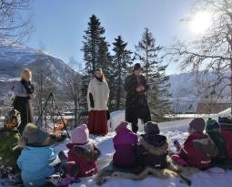 Heder til barnehager i Narvik