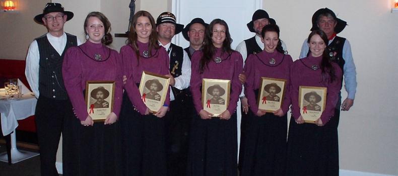 Alle Svarta Bjørn-representantene medlemmer i Rallarklubben