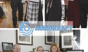 VU-bedrift/utstilling 2013 vunnet av Nordkraft