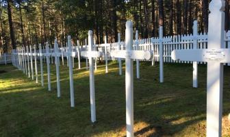 10 år med betraktninger på Hergot Rallarkirkegård