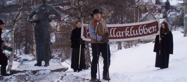 Beslegging av Rallar- og Svarta Bjørn statuene